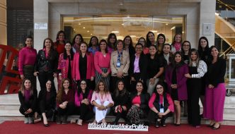 Red de Mujeres UPLA se reune con la International Women Democrat Union (IWDU)