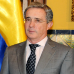 Directorio UPLA Solidariza con Ex Presidente Álvaro Uribe
